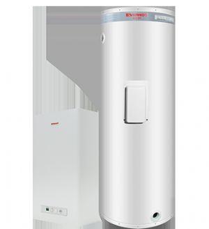 燃气采暖热水炉-单采暖带水箱