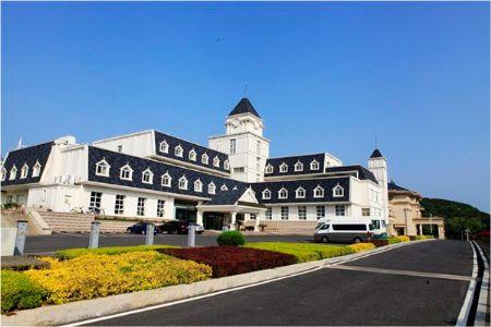 大连棒棰岛国宾馆